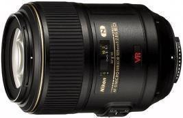 Nikon 105mm f 2.8 G AF-S VR II Micro