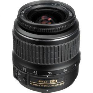 Nikon 18-55mm f 3.5-5.6 G II AF-S DX-0