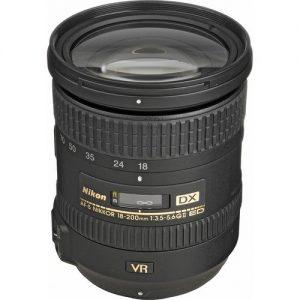 Nikon 18-200mm f 3.5-5.6 G AF-S DX VR II-0