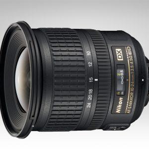Nikon 10-24MM F3.5-4.5 G AF-S DX ED ZOOM-NIKKOR