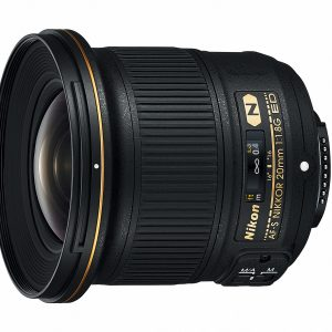 Nikon 20MM F1.8G AF-S ED LENS (On-Line Only)-0