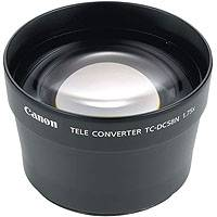 Canon TC-DC58N 1.5 X Tele-converter