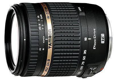 Tamron B008 18-270mm f/3.5-6.3 Di II PZC Lens for Sony