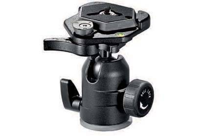 Manfrotto 488RCO Midi Ball Head with RC0 System
