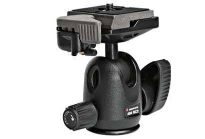 Manfrotto 494RC2 Mini Ball Head with RC2 System