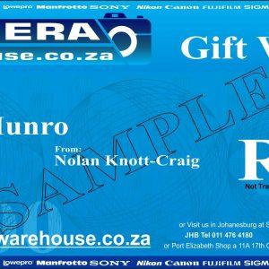 Gift Voucher R100.00