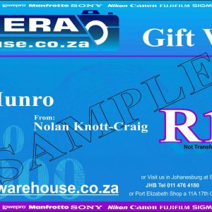 Gift Voucher R1000.00