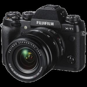 Fujifilm X-T1 Mirrorless Digital Camera with 18-55mm