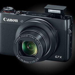 Canon Powershot G7X MKII-0