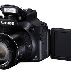 Canon PowerShot SX60 Power Bundle: SX60 Camera + Bag + 8GB Card-0