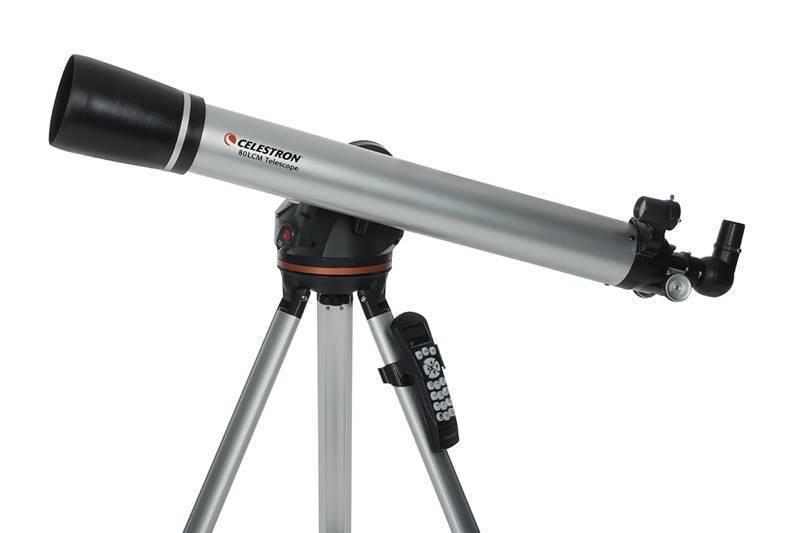 Celestron lcm computorised telescope u camera warehouse