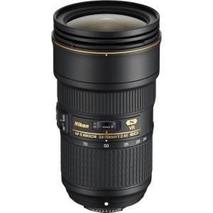 Nikon AF-S NIKKOR 24-70mm f/2.8E ED VR Zoom Lens-0
