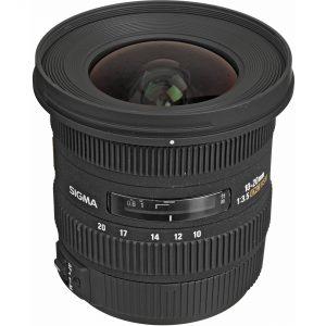 Sigma 10-20/3.5 AF EX DC HSM Lens for Nikon-0