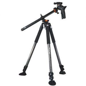 Abeo Pro 283CGH Carbon Tripod with GH-300T-0