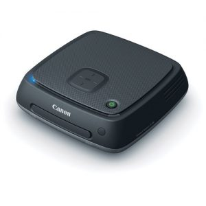 Canon CS100 Connect Station 1TB Storage Device:Discover the easy way to store,enjoy and share your photos from home.Transfer your latest adventures with just one tap of your NFC camera or upload images easily from your phone,tablet or memory card-0