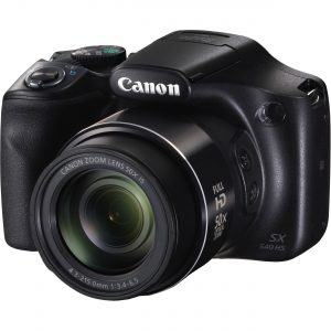 Canon PowerShot SX540 HS Digital Camera-0