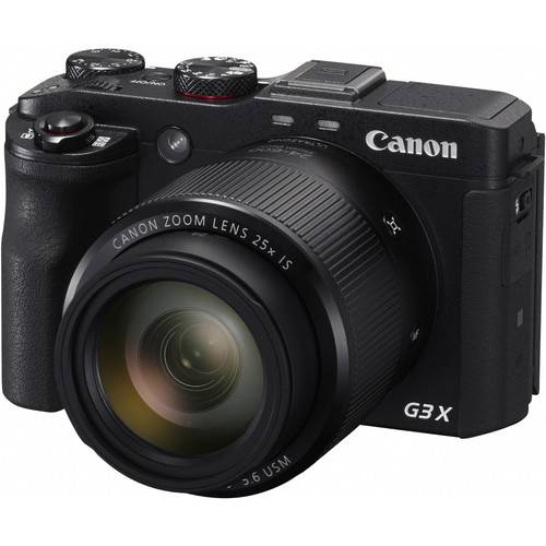 Canon PowerShot G3 X Digital Camera