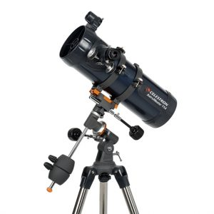 Celestron AstroMaster 114EQ Telescope-0