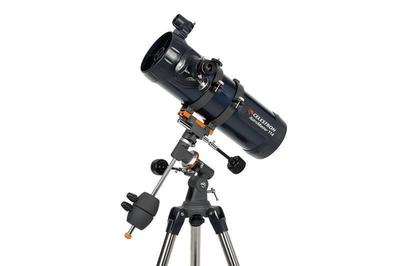 Celestron astromaster eq telescope u camera warehouse