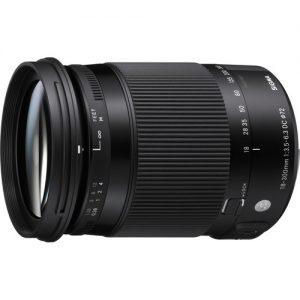Sigma 18-300mm f/3.5-6.3 DC MACRO OS HSM Contemporary Nikon-0