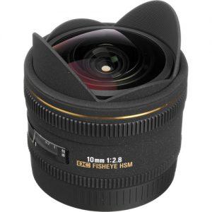 Sigma 10/2.8 EX DC Fisheye HSM Canon-0