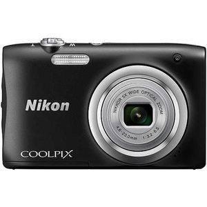 Nikon CoolPix A100 Black-0
