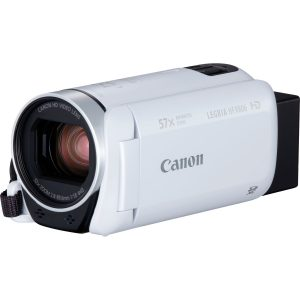 Canon LEGRIA HF R806 White with Bag and 8GB Card-0