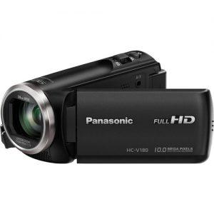 Panasonic HC-V180 Video Camera-0