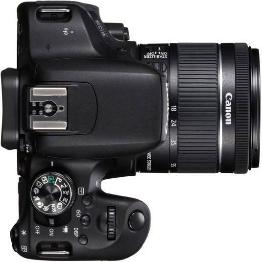 Canon EOS 800D 18-55 IS STM Lens Kit (24 Million Pixels)   (On Line Only)