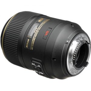 Nikon 105MM F2.8G AF-S IF-ED VRMICRO LENS (On-Line Only)-0