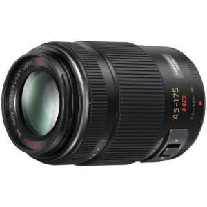 Panasonic Lumix G X Vario PZ 45-175mm f/4.0-5.6 ASPH for JVC Pro Video Camera's -0