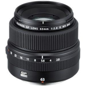 Fujifilm GF 63mm f/2.8 R WR Lens-0