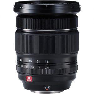 Fujifilm XF 16-55mm f/2.8 R LM WR Lens-0