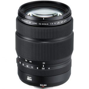 Fujifilm GF 32-64mm f/4 R LM WR Lens-0