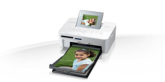 Canon SELPHY CP1000 Home Bundle with Bag and KP-36IP Paper Cartridge-0
