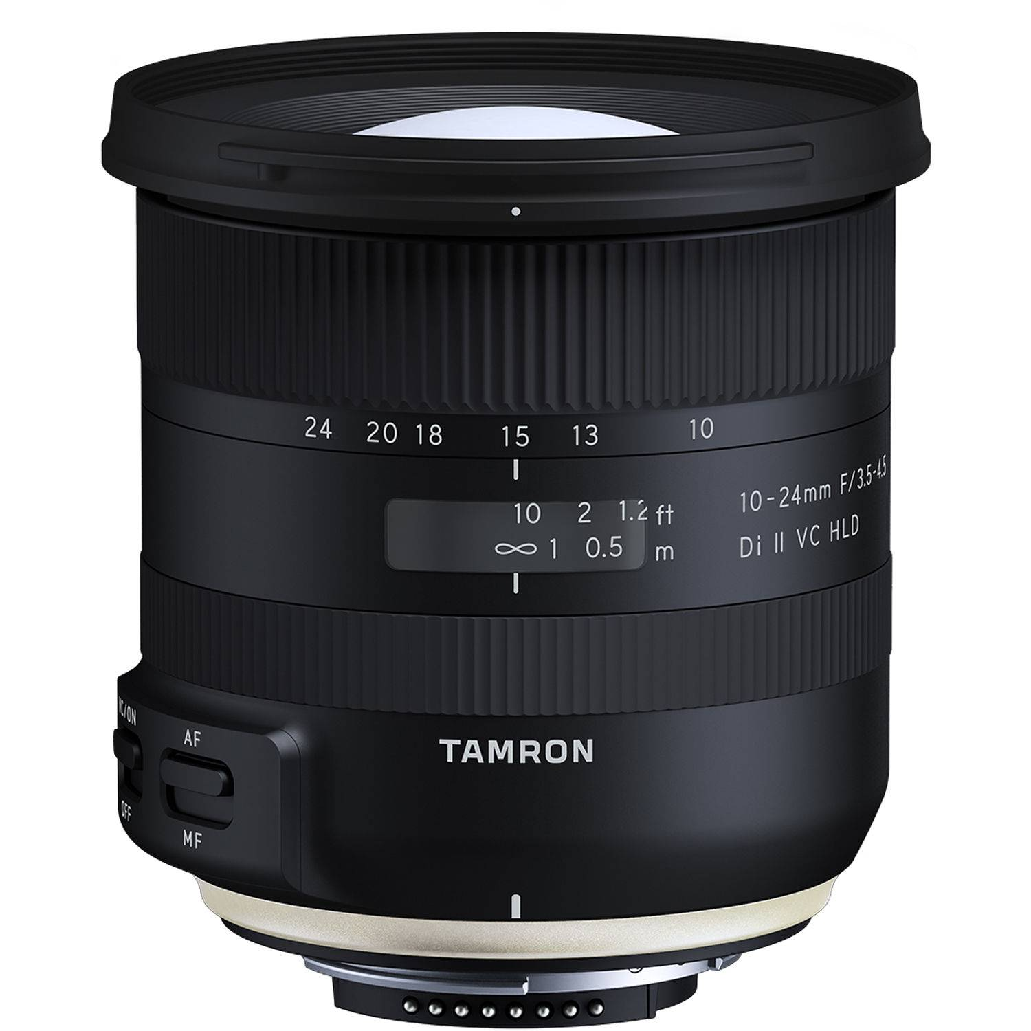 Tamron B023 10-24mm f/3.5-4.5 Di II VC HLD Lens for Canon