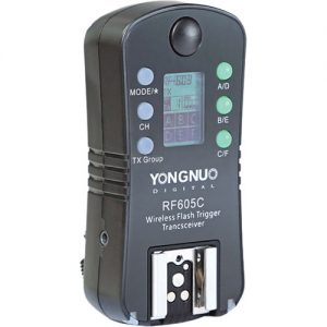 Yongnuo RF-605-C Wireless Transceiver Kit for Canon-0
