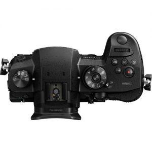 Panasonic Lumix DC-GH5 Mirrorless Micro Four Thirds Digital Camera with 12-60mm Lens -0
