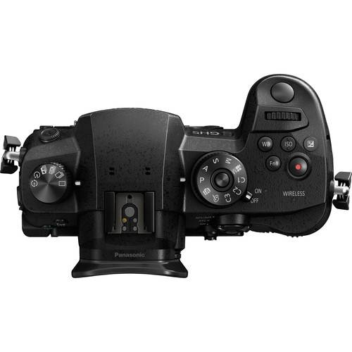 Panasonic Lumix DC-GH5 Mirrorless Micro Four Thirds Digital Camera with 12-60mm Lens-(Please Call for a DISCOUNT COUPON).