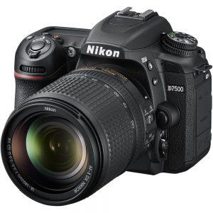 Nikon D7500 & 18-140mm VR (On-Line Only)-0