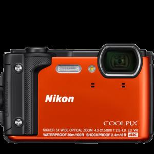 Nikon Coolpix W300 Orange-0