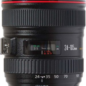 Canon EF 24-105mm F4 L IS MKII USM -0