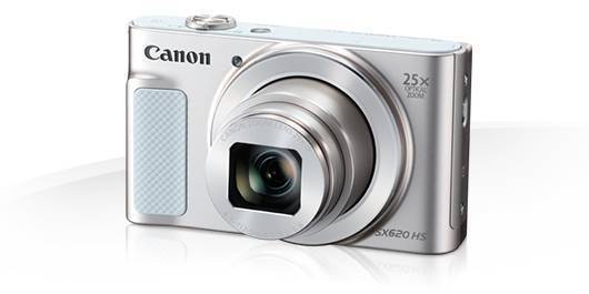 Canon PowerShot SX620 HS  (BLACK, WHITE or RED)
