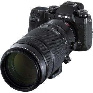 Fujifilm X-H1 Mirrorless Camera with 100-400mm Lens -0