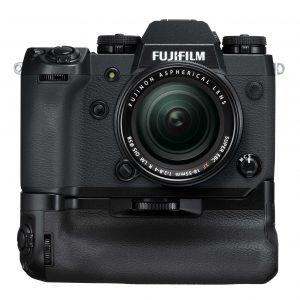 Fujifilm X-H1 Mirrorless Digital Camera (Body Only) -0