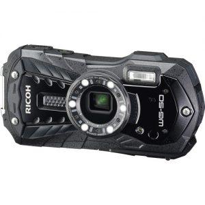 Ricoh WG-50 Digital Camera Black-0
