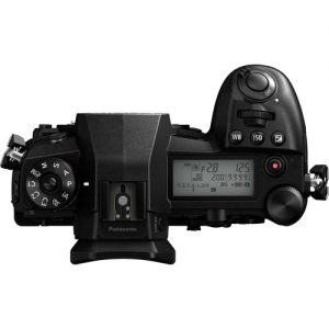 Panasonic Lumix DC-G9 Mirrorless Micro Four Thirds Digital Camera with 12mm-60mm f/2.8-4.0 Lens-0