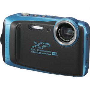 Fujifilm FinePix XP130 Digital Camera (Sky Blue) FREE DELIVERY-0