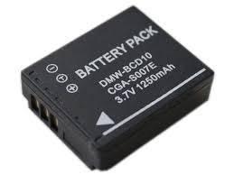 PANASONIC CGA-S007 Battery-0