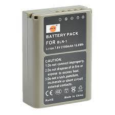 OLYMPUS BLN-1 Battery-0